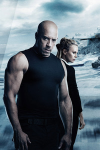 The Fate Of The Furious 2017 5k Movie