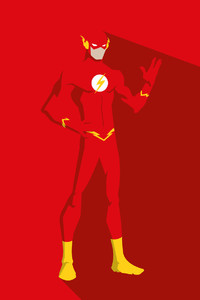 The Flash Minimal