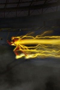 The Flash Vs Reverse Flash