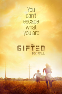1125x2436 The Gifted Tv Series