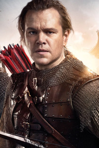 The Great Wall Movie 4k