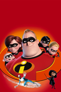 320x568 The Incredibles 2 5k