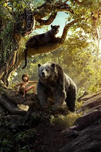 360x640 The Jungle Book Movie