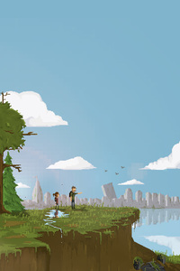 The Last Of Us 8bit