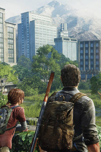 The Last of Us Remastered PS4 Pro