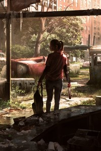 The Last Of Us Video Game 4k