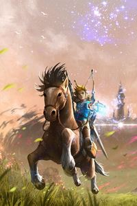 The Legend Of Zelda Art