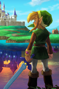 540x960 The Legend Of Zelda Video Game