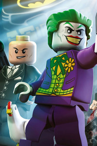 480x854 The Lego Batman Joker Army