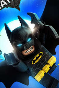 The Lego Batman Movie New