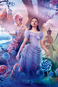 240x400 The Nutcracker And The Four Realms 2018 8k