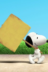 1080x2280 The Peanuts Movie 3