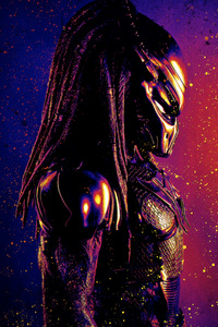 640x1136 The Predator 2018 Movie Poster
