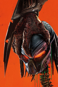 750x1334 The Predator Movie 2018 12k