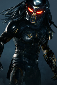 640x1136 The Predator Movie 2018 Poster