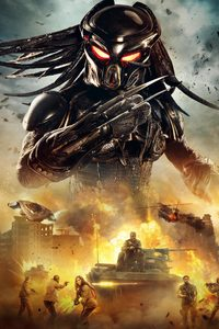360x640 The Predator Movie 4k