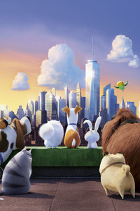 640x1136 The Secret Life Of Pets 10k