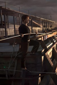 1080x2280 The Walk Josep Gordon Levitt
