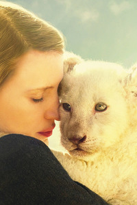The Zookeepers Wife 2017 Movie