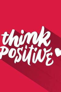 640x1136 Think Positive