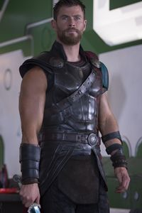 2160x3840 Thor And Valkyrie In Thor Ragnarok