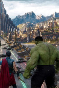Thor Ragnarok Movie 2018