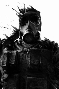 Tom Clancys Rainbow Six Siege Artwork