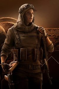 1080x2160 Tom Clancys Rainbow Six Siege Operation Wind Bastion 4k