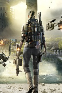1280x2120 Tom Clancys The Division 2 8k
