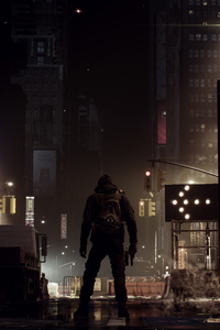 1080x1920 Tom Clancys The Division Vigilante 4k