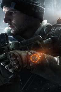 240x320 Tom Clancys The Division