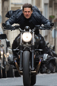 Tom Cruise As Ethan Hunt In Mission Impossible Fallout 2018