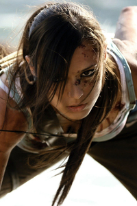 360x640 Tomb Raider Lara Croft Cosplay