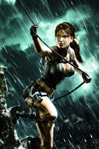 1440x2560 Tomb Raider Underworld 4k