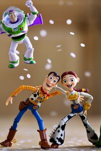 240x400 Toy Story Photography