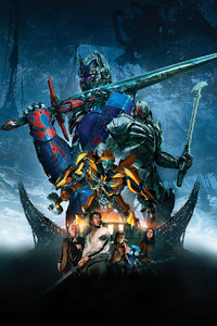 640x1136 Transformers The Last Knight 2017 Movie