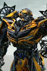 640x1136 Transformers The Last Knight 4k Bumblebbe