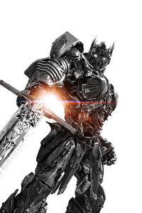 640x1136 Transformers The Last Knight Optimus Prime