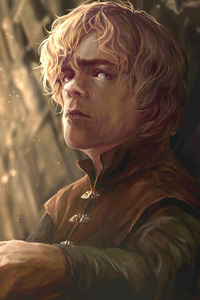 Tyrion Game Of Thrones Artwork Painting