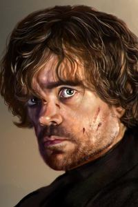Tyrion Lannister Amazing Art