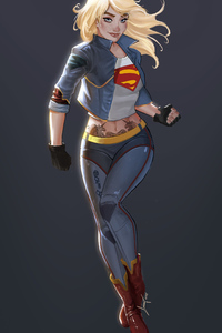 Urban Supergirl