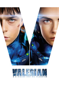 Valerian and the City of a Thousand Planets 8k
