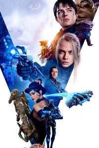 Valerian And The City Of A Thousand Planets HD