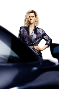 1440x2960 Vanessa Kirby As Hattie Shaw In Hobbs And Shaw