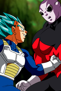 Vegetta Vs Jiren Dragon Ball Super