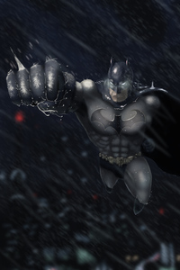 320x568 Vengeance Is The Night Illustration