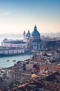 720x1280 Venice Italy Beauitful City Old Buildings View 5k