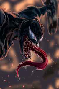 720x1280 Venom 4k Fan Artwork
