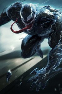 Venom 8k Movie Artwork