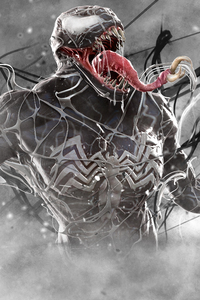 640x960 Venom Artwork 2018